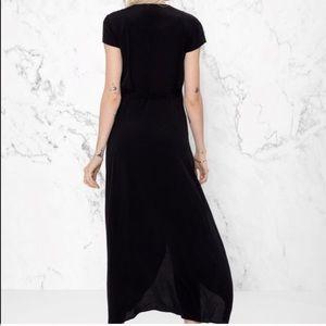 fa9b88fb29f Other Stories Dresses - NWOT   Other Stories Curved Hem Midi Wrap Dress